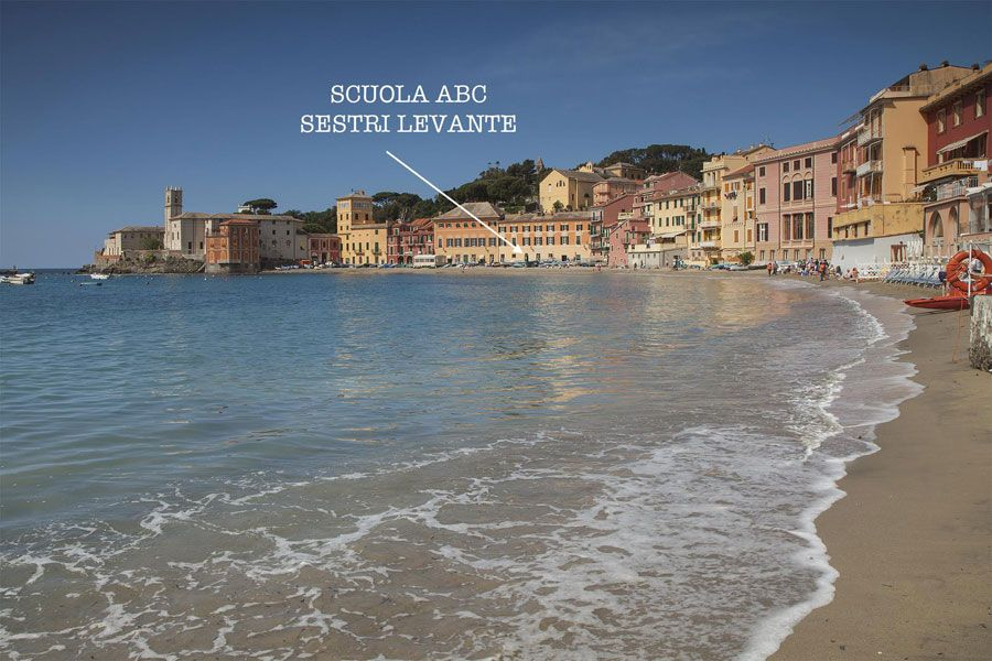 The ABC School in Sestri Levante