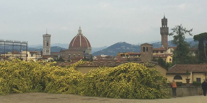 Firenze Da Quassù 13 Punti Panoramici Sulla Città Abc School