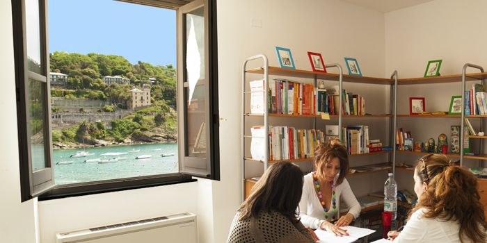 Italian language courses in Florence and in Sestri Levante